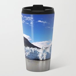 Alaskan Glacier Metal Travel Mug