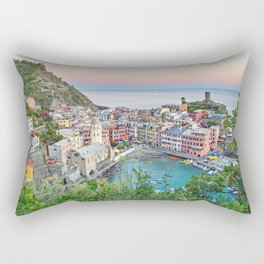 Cinque Terre, Italy Rectangular Pillow