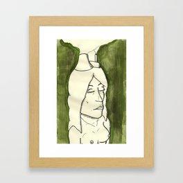 Heaviness#2 Framed Art Print