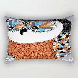 Beautiful Owl Rectangular Pillow