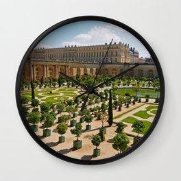 Chateau de Versailles Wall Clock