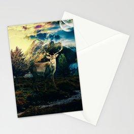 Deer VI Stationery Cards