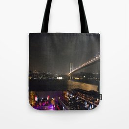Istanbul Lights! Tote Bag