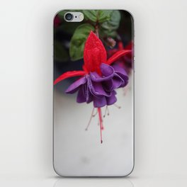 I Don't Want to be a Burden iPhone Skin