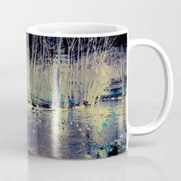 """Winter's Splendor Solarized"" Coffee Mug"