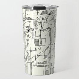 Conversation Travel Mug