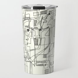 Conversation Travel Mug