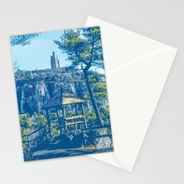 Mohonk Sky Tower  Stationery Cards
