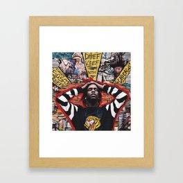 Chief Keef Framed Art Print