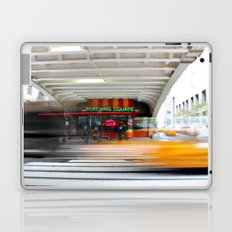 New York Grand Central Cafe Laptop & iPad Skin