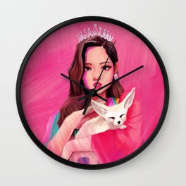 BLACKPINK Jennie Wall Clock