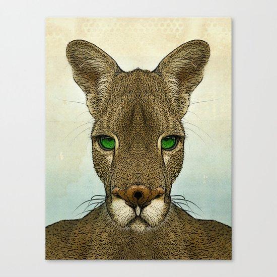 Roo Canvas Print