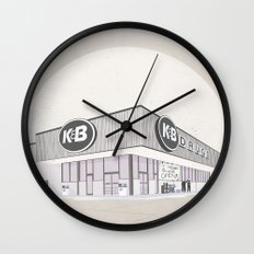 I Assure You, We're Open (clerks) Wall Clock