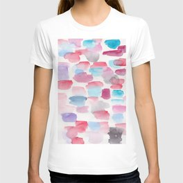 10   | 200130 | Watercolor Painting | Abstract Art | Abstract Pattern | Watercolor Art T-shirt
