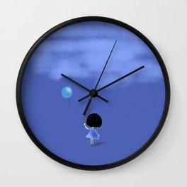 Bluey remembers Wall Clock