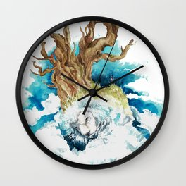 Foundation Wall Clock