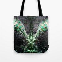 lizard Tote Bags featuring LIZARD by ED design for fun