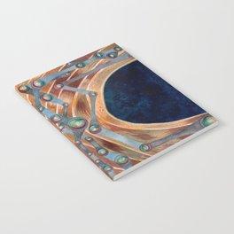 Night Portal Dream Pattern Notebook