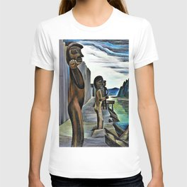 12,000pixel-500dpi - Emily Carr - Blunden Harbour - Digital Remastered Edition T-shirt
