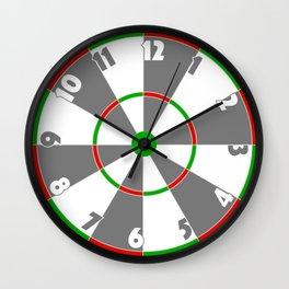 Dart Clock Wall Clock