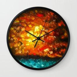 Deja Entendu Wall Clock