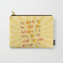 Sing Joyfully! Carry-All Pouch