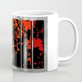 Pop Art Prism of Colors Desert Chicory Coachella Wildlife Preserve Coffee Mug