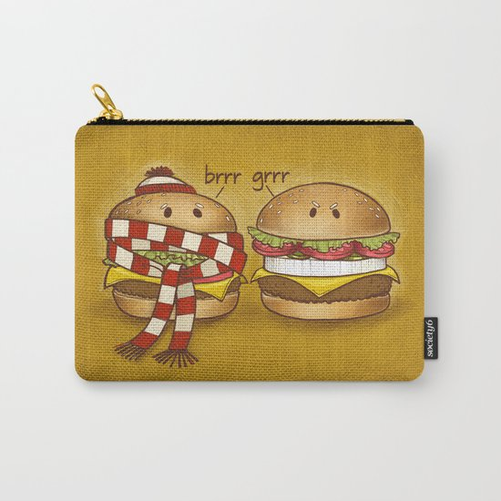 Fast Food Phonics Carry-All Pouch