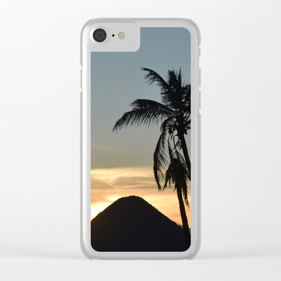 British Virgin Islands Clear iPhone Case