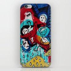 Lady Madonna iPhone & iPod Skin