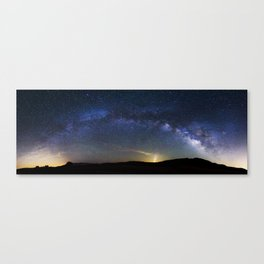 Galactic Dreams Canvas Print