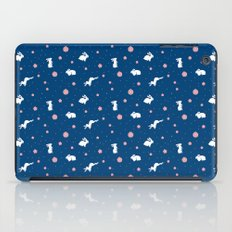 bunny hop iPad Case