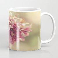 blush Mugs featuring Blush by BURNEDINTOMYHE∆RT♥