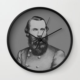 JEB Stuart Wall Clock