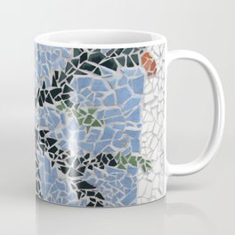 Totara Berry Mosaic Coffee Mug