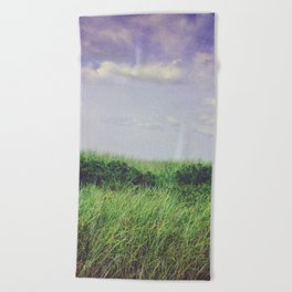 Beach Dunes - Summer of Love Beach Towel
