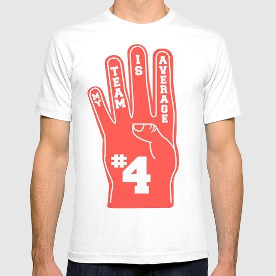 Foam Finger T-shirt