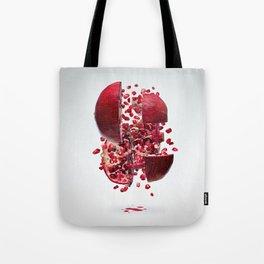 Flying Pomegranate Tote Bag
