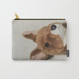 Cute kangaroo plush 0031 Carry-All Pouch