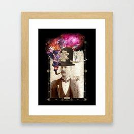 Odd Gent Framed Art Print