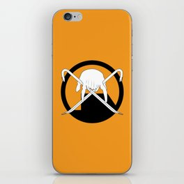 Headcrab's Jolly Roger iPhone Skin