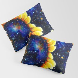 Outer and inner suns Pillow Sham