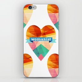 Womanist iPhone Skin