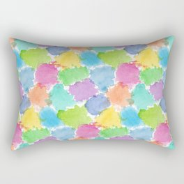 Happy Spots Rectangular Pillow