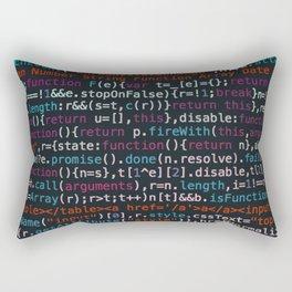 Computer Science Code Rectangular Pillow