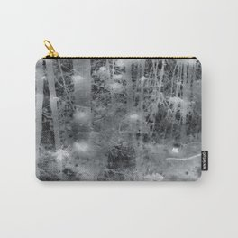 Ghostly Image Carry-All Pouch