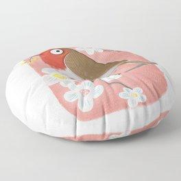 Robin Floor Pillow