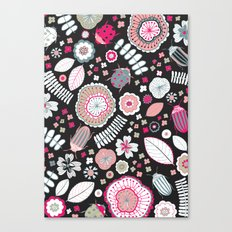 Flowers and Nature Canvas Print
