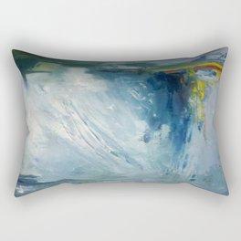 the mark  Rectangular Pillow