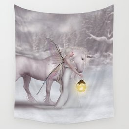 Fairy Light 15 Wall Tapestry